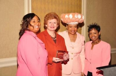 Woman of the Year Award, Debbie Stabenow